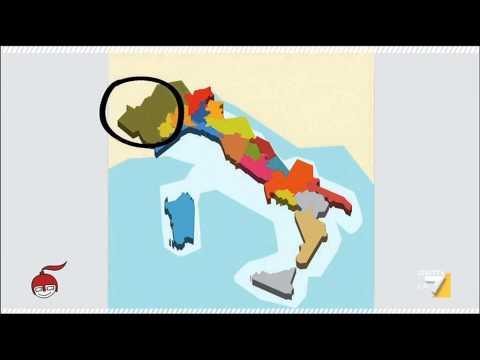 diMartedì - La cartina dell'Italia della disoccupazione