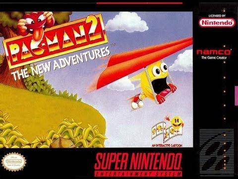 Pac-Man 2 - The New Adventures (SNES) Longplay [166]