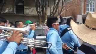 banda reyna de huajuapan en santa maria 2015