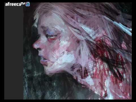 hoooook digital painting tutorial의 사본