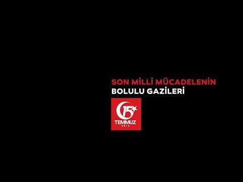 """""""Son Milli Mücadelenin Bolulu Gazileri"""" Belgeseli"""