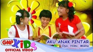 Aku Anak Pintar - Hilmi, Mikha, Oya (Official Video)