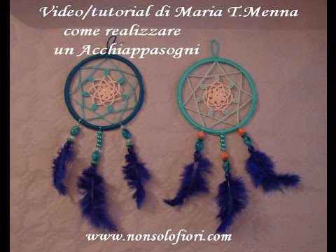 Acchiappasogni Alluncinetto Dreamcatcher Youtube