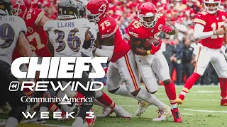 Chiefs vs. Ravens Week 3 Recap | Chiefs Rewind