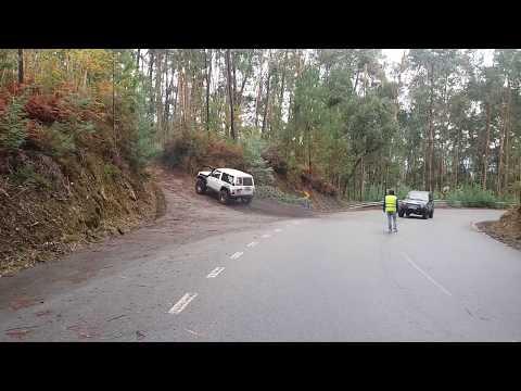 Associação Sempre Escola - 9º Passeio Off Road Sever do Vouga 24 NOV 2018 Video 2