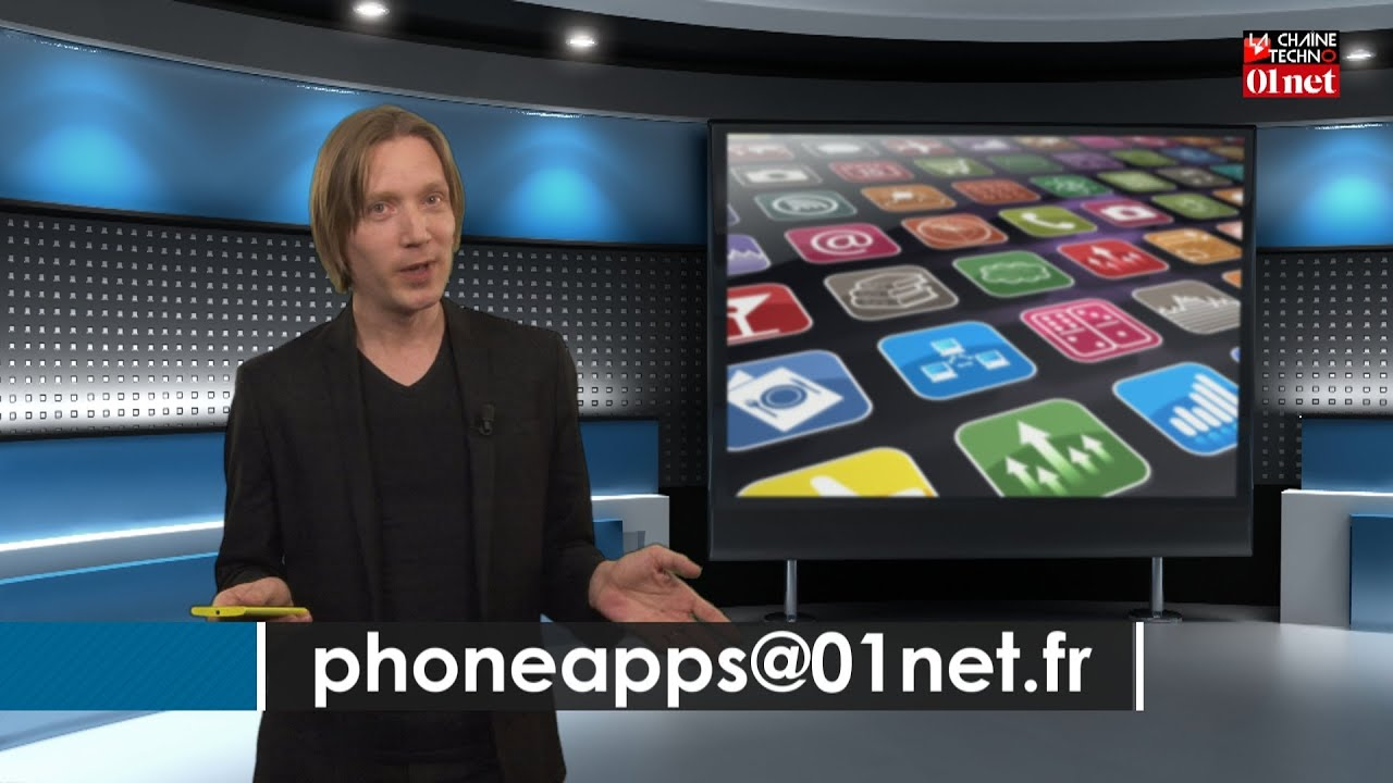 Download PhoneApps #07 : Facebook Beta, Visites Passion, Objectif Brevet des collèges, LOL (29/05)