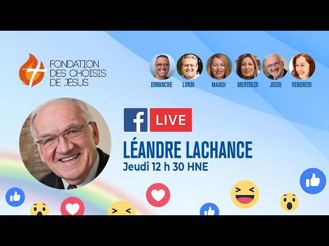 Facebook Live quotidien 19/11/2020 - M'aimes-tu ?