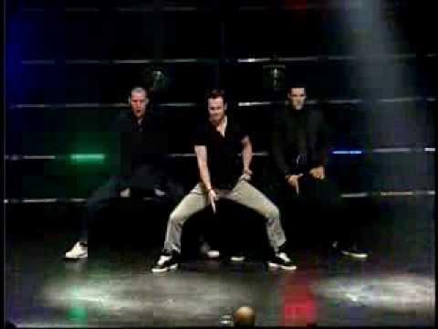 Robert Hoffman Dancing Carnival 2011 with Nick Wilson & Tony Bellissimo