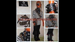 Фото костюм Пират,Разбойник на рост 134/140