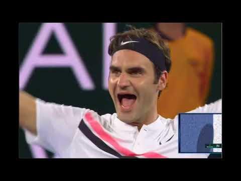 Australian Open 2018 Men's Final   Roger Federer vs Marin Cilic Championship Point Winner   20 Slams