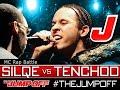 TheJumpOff 2012 [WK05] Silqe vs Tenchoo: MC Rap Battle (FINAL)