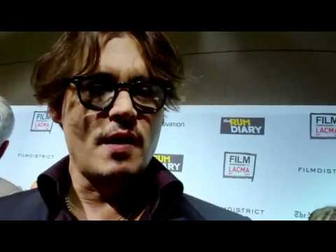 The Rum Diary: LACMA Premiere - 2