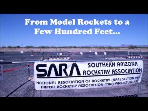 About SARA - Southern Arizona Rocketry Association