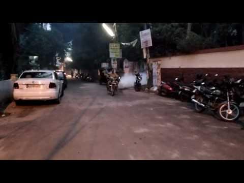 Kothukine oodikkanulla yanthravumaay Trivandrum Corporation....