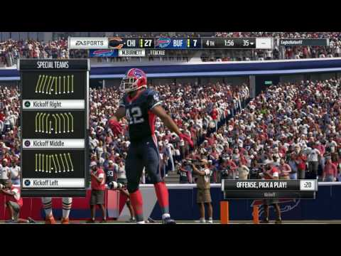 GENO ATKINS TD!! THEN A FLIP? Madden 17 Ultimate Team Gameplay Ep. 2