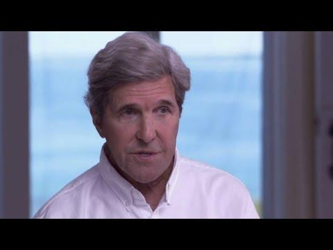 "John Kerry: Trump's ""unpredictability"" harming U.S. foreign policy"