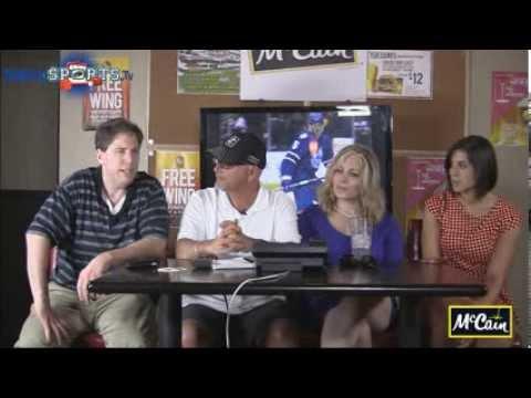 Maple Leaf Post Game  with Marty York, Josh Rimer, Naughty Nikki, Josh Rimer & Michelle Suriano