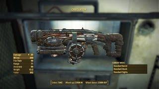 ШОК Обзор на мега оружие в Fallout4 или просто Криолятор