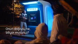 Turuncu Ekstra'yla tüm ATM'ler turuncu!