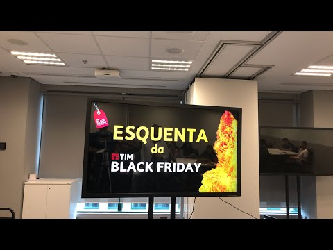 Live Esquenta TIM BLACK FRIDAY