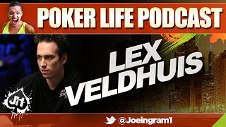Guest Raszi aka Lex Veldhuis #2: Poker Life Podcast