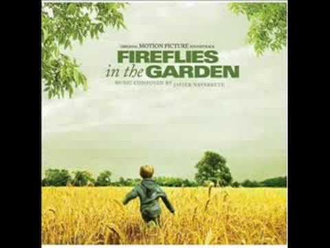 Fireflies In The Garden J Navarrete Lisa Youtube