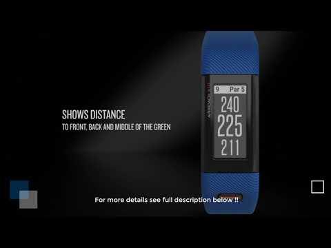 Garmin Approach X10, Lightweight GPS Golf Band Review