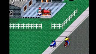 Paperboy 2 (SNES) - Highscore Run #2
