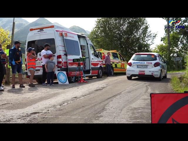 Volan FAPA 2019 - 56 Rally Princesa de Asturias - Pepe Alvarez | 7º Clasificado