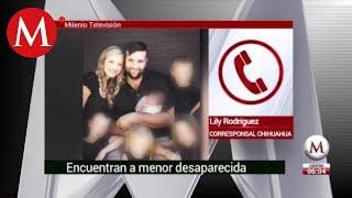 Hallan con vida a niña desaparecida tras ataque a familia LeBarón