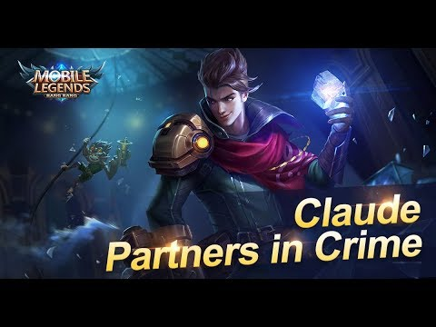 Mobile Legends: Bang Bang! New Hero | Partners in Crime | Claude