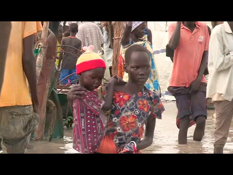 South Sudan: With the rains, disease