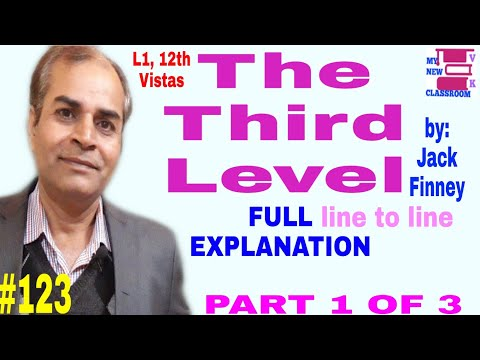 the third level by jack finney summary