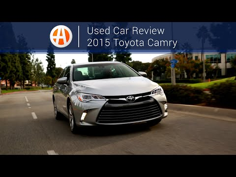 2015 Toyota Camry | Used Car Review | Autotrader