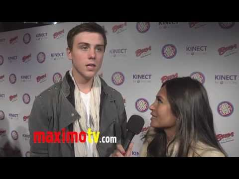 Sterling Beaumon  at Popstar! Magazine