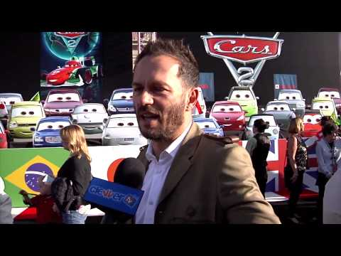 Greg Ellis Talks 'Pirates of the Caribbean' At Cars 2 Premiere