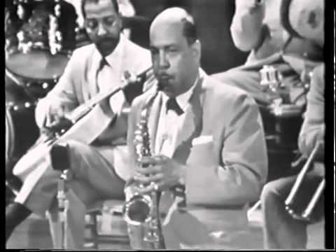 "Count Basie ""Young and Beautiful"""