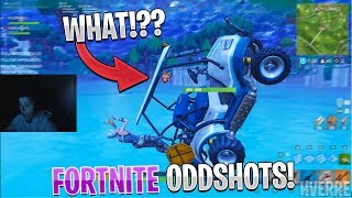 English Fortnite Oddshots #36-HOW TO BUGS UNDER THE GROUND! (HIGHLIGHTS/FUNNY MOMENTS)