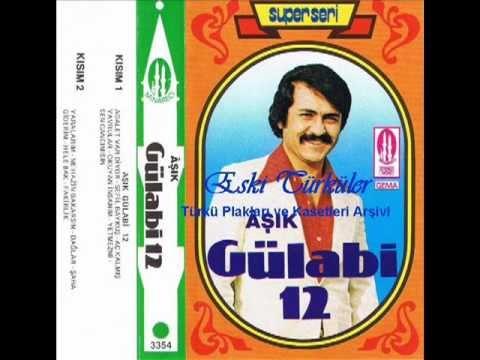 Aşık Gülabi Sefil Baykuş ( Orjinal Kayıt Eski Türküler )