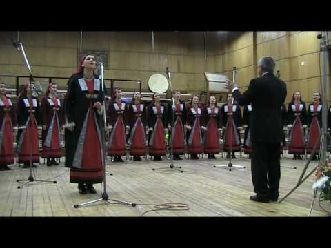 Philip Koutev choir - Kojilio - Кожильо писан и шерян by Georgi Genov