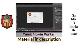 Tamil Movie Fonts