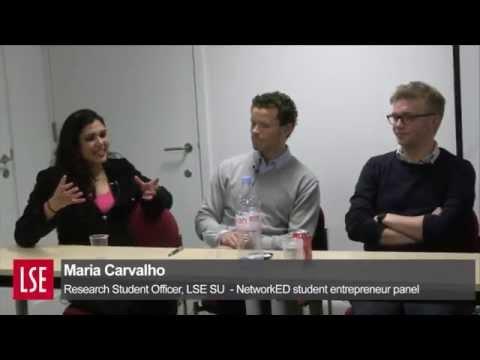 NetworkED  04/03/15 - Student entrepreneur panel