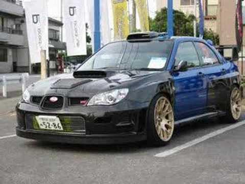 SUBARU IMPREZA WRC REPLICA (by l'aunsport)