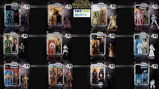 Star Wars Black Series New York Toy Fair 2017 Reveals