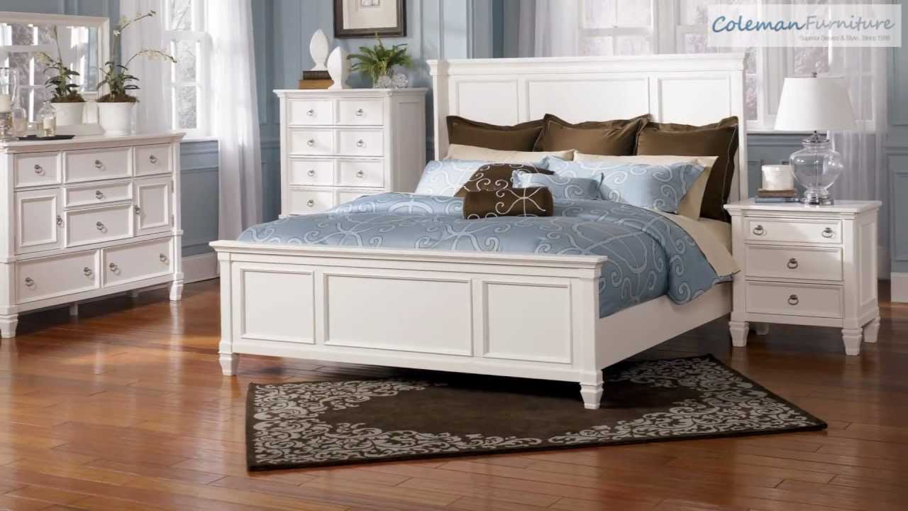 Prentice Bedroom Furniture from Millennium by Ashley - YouTube