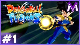 DRAGON BALL FUSIONS | Part 1 | MasakoX
