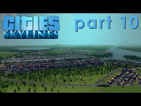 Hello Bermuda (Cities: Skylines - Uncut Gameplay - PC - Part 1.10)