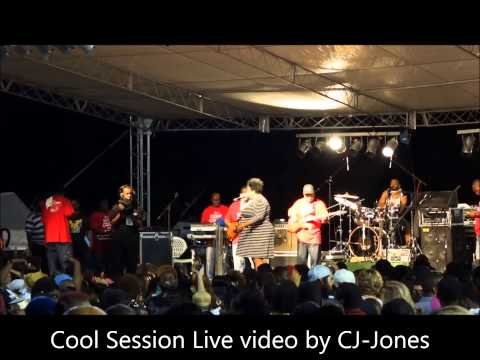 Cool Session Live St  John Carnival Village