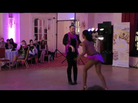 Isabelle & Felicien - Show at Liverpool's SBK Fest