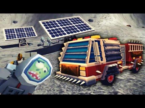 Игровое видео для детей про машинки и ЗОМБИ много машин и оружия Крутые гонки и гадкие зомби